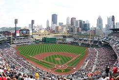 PNC Park opened in 2001.