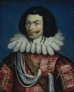 Portrait by Paul van Somer, before 1622