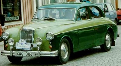 Two-Point-Six saloon 1959