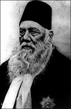 Sir Syed Ahmad Khan (1817–1898), whose vision formed the basis of Pakistan