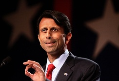 Governor Jindal speaking at the 2011 Values Voter Summit in Washington, D.C.