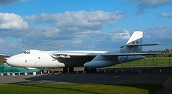 Vickers Valiant B1 XD818 at RAF Museum Cosford