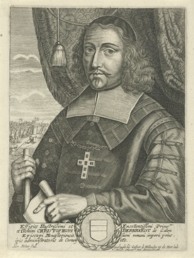 Christoph Bernhard von Galen tried to use toxic fumes during the siege of the city of Groningen in 1672.