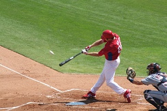 Chase Utley's hot bat powered the Phillies to their first winning April in five years.