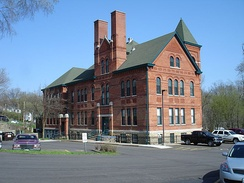 East Dubuque School, Jo Daviess County