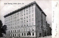 Hotel Sterling (built in 1897)