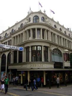 Jarrolds department store has been based in Norwich since 1823.