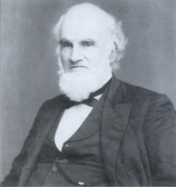 Jonathan Blanchard, 1884 presidential candidate of the Anti-Masonic Party's second incarnation