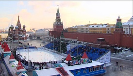 Outdoor All-Star game in Moscow