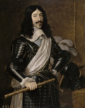 Louis XIII, French ruler from 1610 to 1643