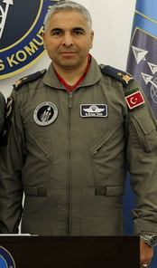 Commander of air base Brig. Gen Bekir Ercan Van sought asylum to U.S.