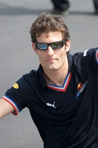 Mark Webber, Vettel's teammate, finished third in the Drivers' Championship