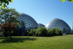 "Mitchell Park Horticultural Conservatory, ""The Domes"""