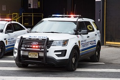 New Jersey Transit Police unit