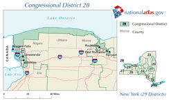 New York District 28 109th US Congress.png