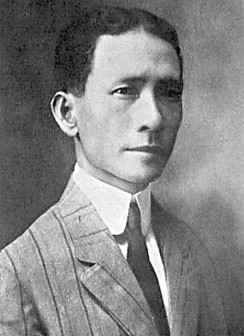 Sergio Osmeña was the first Vice President to succeed to the presidency upon the death of a chief executive, who was Manuel L. Quezon, in 1944.