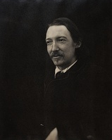 Robert Louis Stevenson, 1885