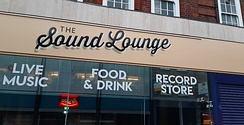 The Sutton Sound Lounge in October 2020, prior to opening