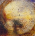 J. M. W. Turner, 1843, Light and Colour (Goethe's Theory) – The Morning after the Deluge – Moses Writing the Book of Genesis, Tate Britain