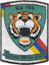 Emblem of the 366th Fighter-Bomber Group