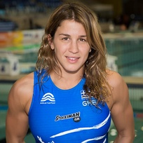 Alexandra Asimaki, 2011 FINA World Player of the Year, led Greece to the 2011 World Championship in Shanghai