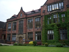 Architecture Building, Newcastle University