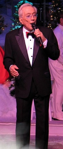 Williams at the Moon River Theater in Branson, Missouri, 2006