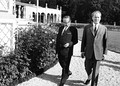 Tito and Willy Brandt in Bonn in 1970