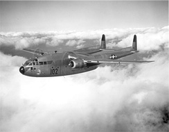 314th Troop Carrier Group C-119 Flying Boxcars