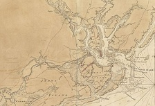 Charlestown and environs in 1780