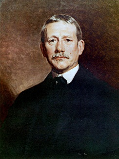 Portrait of Elihu Root
