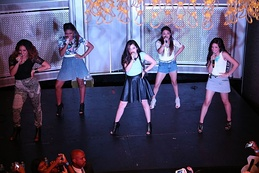 Fifth Harmony signed to Cowell's record label too finished third and were mentored by Cowell in 2012. The group are another one of Simon's successful acts.[52][53][54]