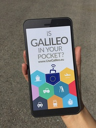 The European GNSS Service Centre is the point of contact for Galileo users' assistance.