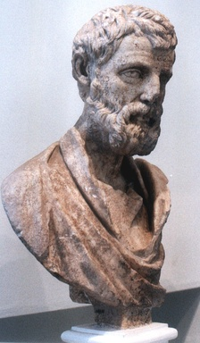 Herodes Atticus, a Greek philanthropist of Classical Rome active during the second century (antiquity)