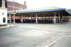 1930s Collier Street bus station (2004)