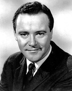 Jack Lemmon won for his role in Mister Roberts (1955).