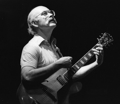 Jim Hall at Keystone Korner, San Francisco 10/29/80.