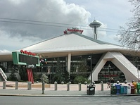 Over most of the franchise's history, Seattle played its home games at Key Arena.