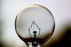 October 22 – Using a filament of carbonized thread, Thomas Edison tests the first practical electric light bulb