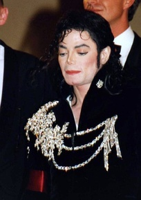 Jackson at the 1997 Cannes Film Festival