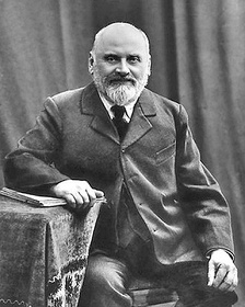 Portrait of Balakirev