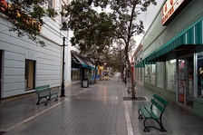 Atocha Promenade is part of El Ponce Tradicional, the old historic district