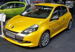 Renault Clio Facelift RS.