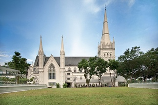 Saint Andrew's Cathedral, Singapore