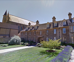 Somerville College, Oxford