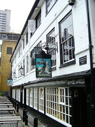 The George Inn, Southwark is the only galleried coaching inn to survive in London[2]