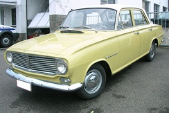 Vauxhall Victor — September 1961