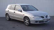 Nissan Pulsar (N16) 5-Door Hatchback