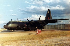 AC-130A of the 16th Special Operations Squadron, 1969