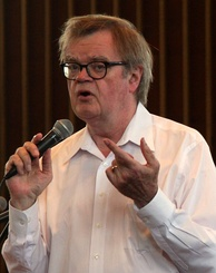 Keillor in 2014